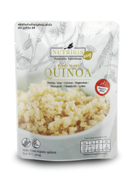 Ready to eat Quinoa