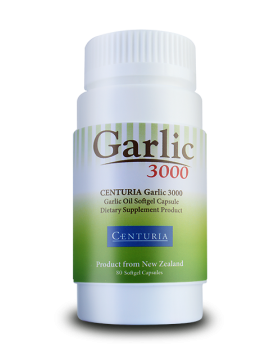 Garlic Oil Soft Gel